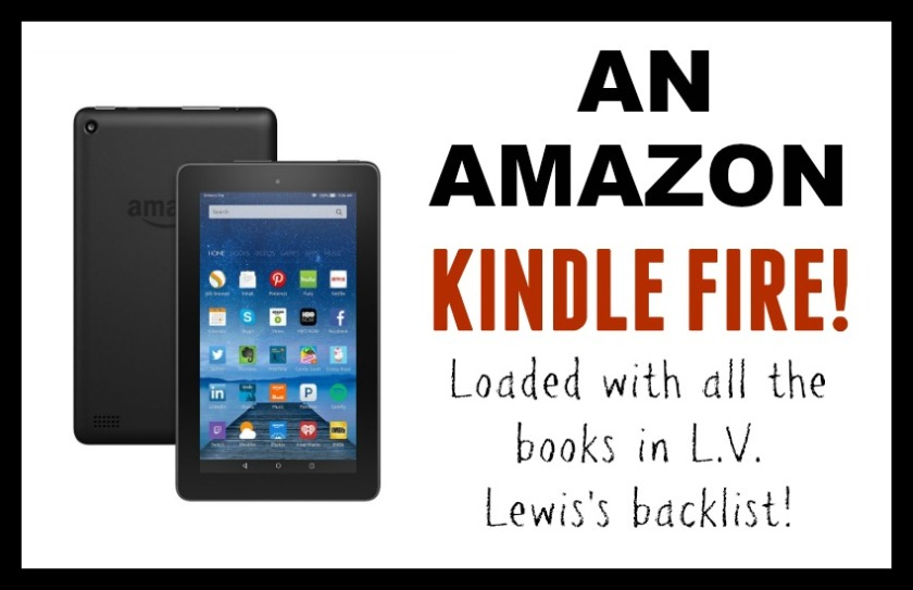 An Amazon Kindle Fire - Backlist